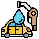 fuel, gasoline, nozzle, petrol, station