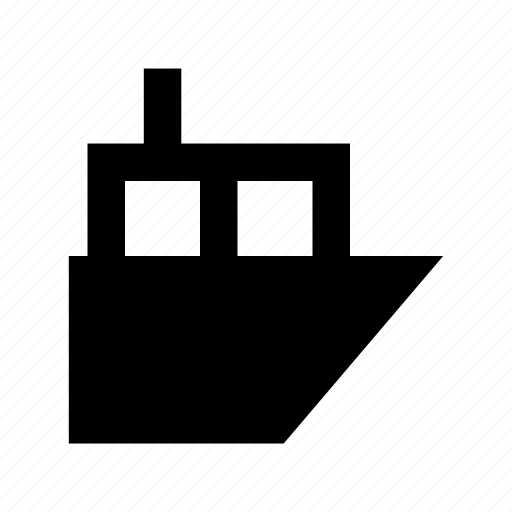 boat, cargo ship, sailing vessel, shipment, shipping, shipping cruise icon