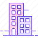 building, house, shop, store icon