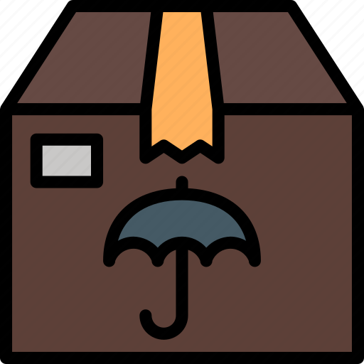 box, delivery, dry, keep, package, parcel, shipping icon