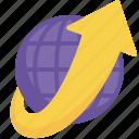 delivery, global, globe, international, logistics, shipping, worldwide