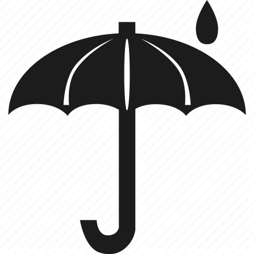 Rain, raining, umbrella, weather icon - Download on Iconfinder