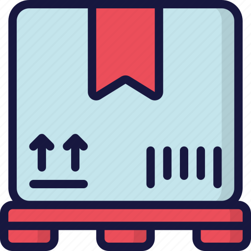 delivery, logistics, package, parcel, shipping, warehouse icon
