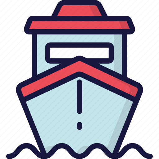 Delivery, logistics, ship, shipping icon - Download on Iconfinder