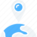 delivery, global, location, logistics, shipping icon