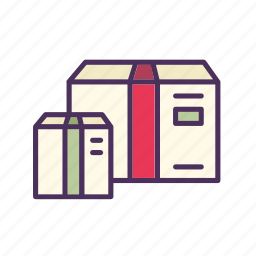 box, delivery, package, packing, postage, shipment, shipping icon