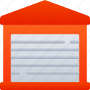 delivery, logistics, shipping, storage, warehouse icon