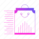 bag, logistics, shipping, shopping, transportation icon