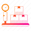 balance, logistics, shipping, transportation icon