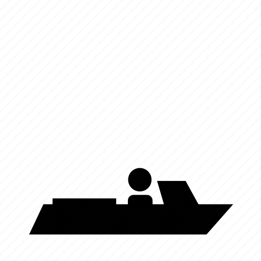 boat, luxury, riva, ship, speed, speedboat, transport icon