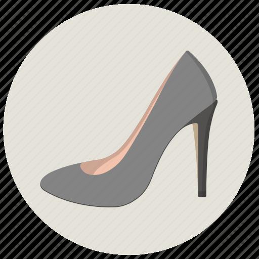 clothes, clothing, dress, fashion, shoes, stiletto, women's icon
