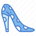 fashion, footwear, shoe, stilettos icon