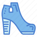 boot, clothing, fashion, shoe, women icon