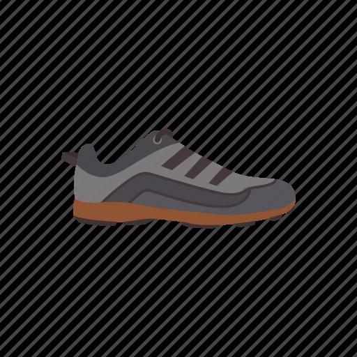 fashion, flats, footwear, rubber shoe, slipper, sneaker, walking shoes icon