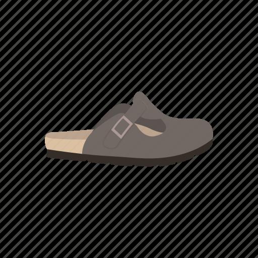 clog, fashion, flats, footwear, sandal, shoe, slipper icon