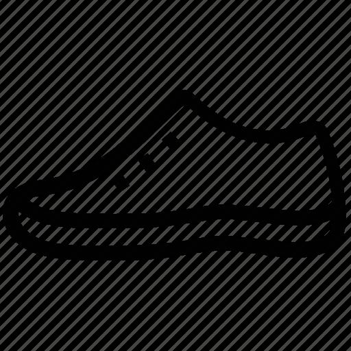 footgear, footwear, shoe, sports shoe, tennis shoe icon