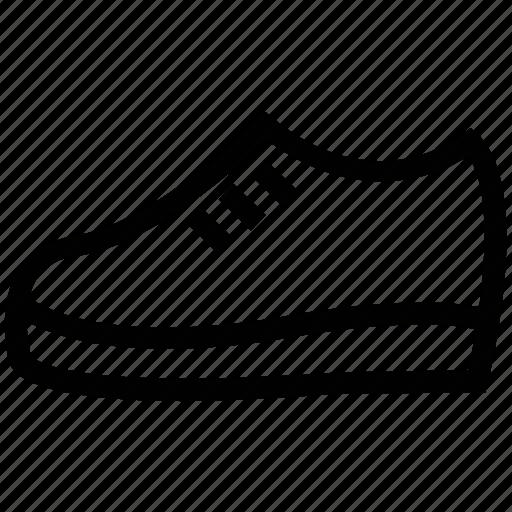 athletic shoe, footwear, gym shoe, running shoe, sneaker icon