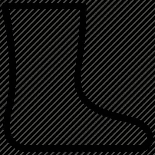 boot, footwear, snow boot, warm, winter shoe, women icon