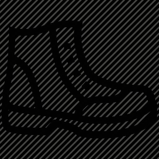 big boot, footwear, long boot, long shoe, men shoe, shoe icon