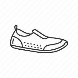 boat shoes, kayaking shoes, river shoes, shoe, water shoe, water shoes icon