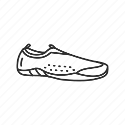 boat shoes, kayaking shoe, river shoes, shoes, water shoe, water shoes icon