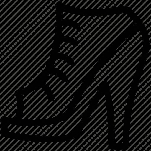 footwear, high heel, open toe, pumps, sexy women sandal icon