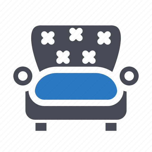 Couch, ecommerce, furniture, shopping, sofa icon - Download on Iconfinder