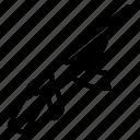 akm, weapon, gun, assault rifle icon