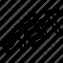 fortnite, game, grenade, gun, launcher, line, weapon icon