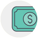 finance, money, online, purchase, sale, shop, store icon