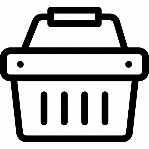 basket, buy, retail, shop, store icon