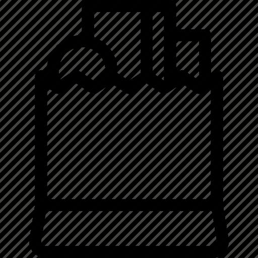 Shop, bag, buy, paper icon - Download on Iconfinder