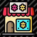 flower, flowers, shop, store, tree