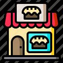 bakery, dessert, food, pie, pies
