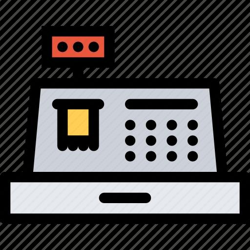 cash register, e-comerce, online shop, purchase, shop, shopping icon