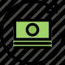 e-comerce, online shop, purchase, refund, shop, shopping icon