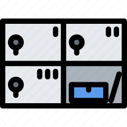 e-comerce, online shop, purchase, safe boxes, shop, shopping icon