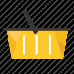 basket, business, buy, cart, cash, credit, shop icon