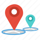 car, car park, drive, gps, map, navigator icon