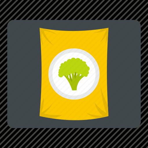 broccoli, food, fresh, healthy, organic, vegetable, vegetarian icon
