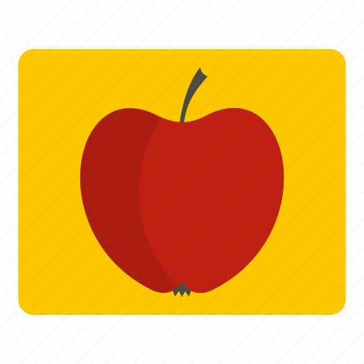 apple, delicious, diet, food, fresh, healthy, sweet icon