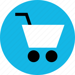 bought, buying, cart, merchandise, shopping, sold icon