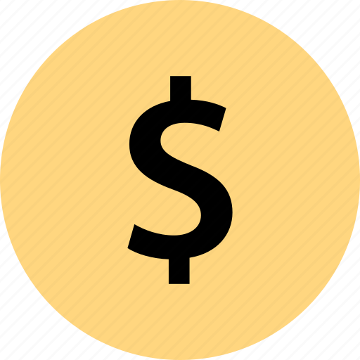 dollar, sale, shop, sign icon