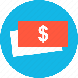 bought, buying, dollar, merchandise, shopping, sign, sold icon