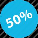 50, sale, percent, shop, 50 percent, fifty