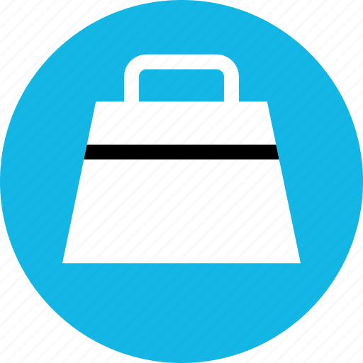 bag, bought, buying, mall, merchandise, shopping, sold icon