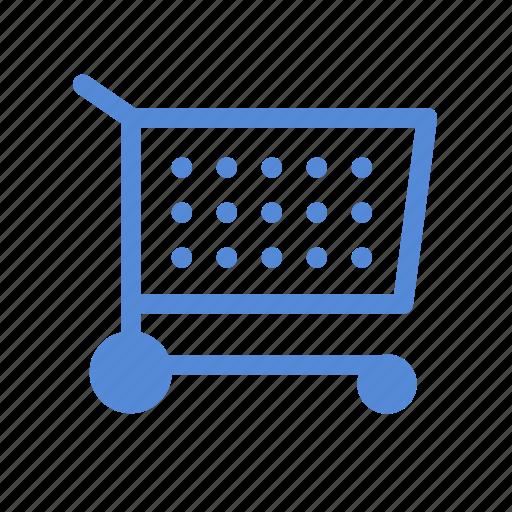 basket, buy, cart, ecommerce, shipping, shop cart, shopping, webshop icon