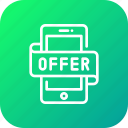 account, dollar, financial, money, offer, payment icon