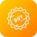buy, discount, price, pricing, tag icon