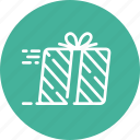 free, gift, sale, shopping icon